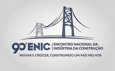PRESENÇA NO ENCONTRO NACIONAL DA INDÚSTRIA DA CONSTRUÇÃO ENIC